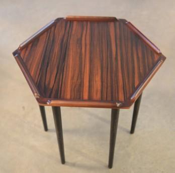 Danish Hexagonal Small Table
